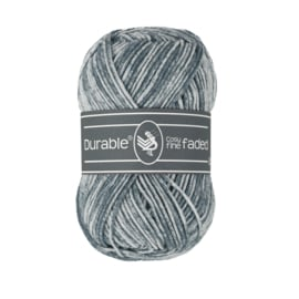 Durable Cosy Fine Faded 2228 Silver Grey