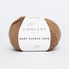 Katia Concept - Baby Alpaca 100% - 508 Camel