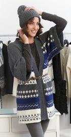 Zondag 03-01-2016 - Katia Merino Aran Vest