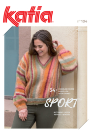 Katia Sport No. 104 Herfst/Winter 2020-2021