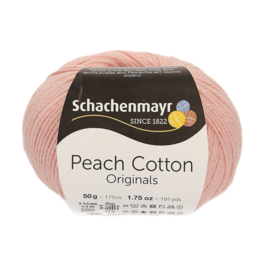 Schachenmayr - Peach Cotton