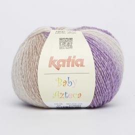 Katia Baby Azteca - 54 Lila-Beige