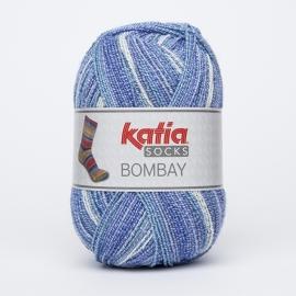 Katia Bombay Socks 55