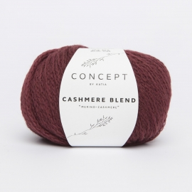Katia Concept - Cashmere Blend 74 Wijnrood