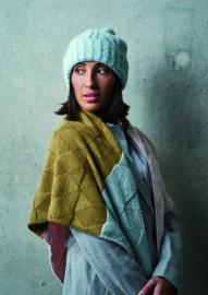 ROWAN Alpaca Soft DK Sjaal EC3 kleuren