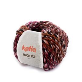 Katia Inca Ice - 300 Rood-Wijnrood