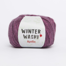 Katia Winter Washi - 208 Lila-Parelmoer-Lichtviolet