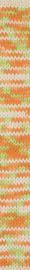 Katia Bora Bora - 57 Geelgroen - Oranje