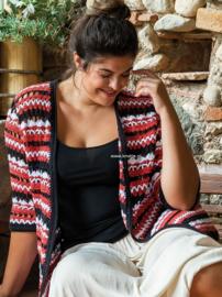 Katia Cotton 100 gehaakte Vest
