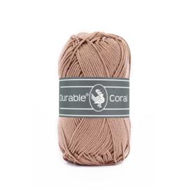 Durable Coral Katoen - 2223 Liver