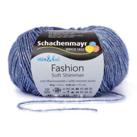 Schachenmayr Soft Shimmer - 00053 Royal