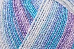 Katia Jaipur Socks - 54 Blauw-Lila