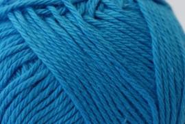 Cotton 8 - 563 Aqua Blauw