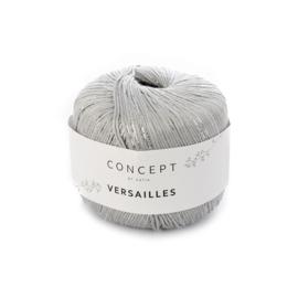 Katia Concept - Versailles 86 Parelmoer-Lichtgrijs-Zilver