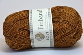 Einband Lopi 9076 Almond Heather