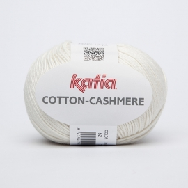 Katia Cotton Cashmere - 52 Wit