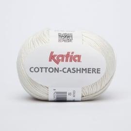 Katia Cotton Cashmere - 52 Wit