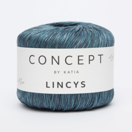 Katia Concept - Lincys - 309 Groenblauw-Turquoise-Grijs