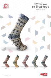 Katia - Easy Greeks Socks
