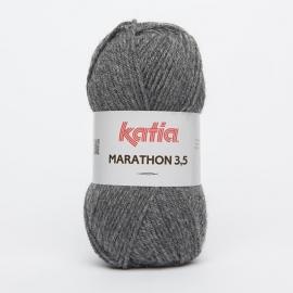 Katia Marathon 3.5 - 12 Donker Grijs