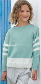 Katia Cotton 100 Kindertrui in 2 kleuren
