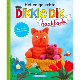 Dikkie Dik haakboek - Den Dennis