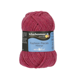 Schachenmayr Fashion Pieces - 00132 Fuchsia Melange