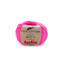 Katia Fair Cotton - 33 Roze