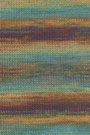LANG Yarns - Milton 0006 Blauw-Groen-Rood