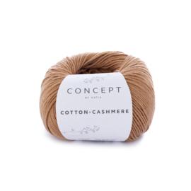 Katia Cotton Cashmere - 70 Bruin