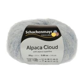 Schachenmayr - Alpaca Cloud 00052 Lucht Blauw