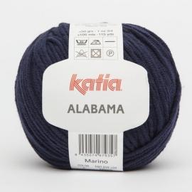 Katia Alabama - 5 Zeer donker blauw