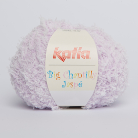 Katia Big Chantilly Jaspe - 254 Wit-Lila