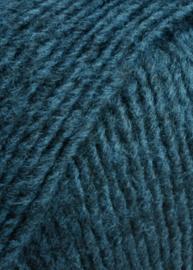 LANG Yarns - Air 0018 Blauw Melange