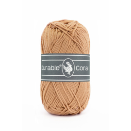 Durable Coral Katoen - 2209 Camel