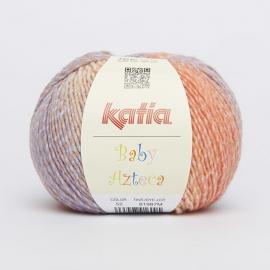 Katia Baby Azteca - 52 Oranje-Grijs