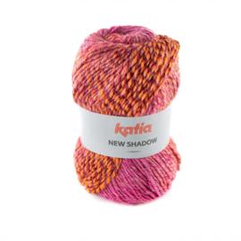 Katia Shadow - 306 Briljant oranje-Parelmoer-lichtviolet