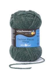 Schachenmayr Fashion Pieces - 00175 GrauGrun Melange