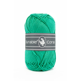 Durable Coral Katoen - 2141 Jade