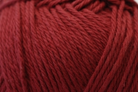 Cotton 8 - 717 Bordeaux Rood