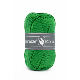 Durable Coral Katoen - 2147 Bright Green
