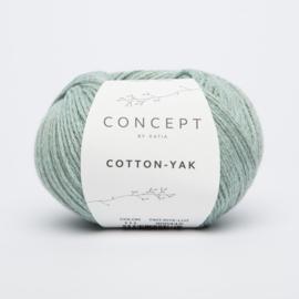 Katia Concept - Cotton-Yak - 111 Witgroen