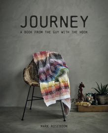 Journey a book from the guy with the hook - Mark Roseboom