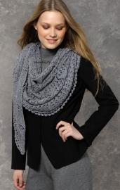 Maandag 03-10-2016 Katia Concept Silky Lace sjaals