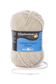 Schachenmayr Fashion Pieces - 00103 Creme Melange