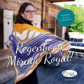 Rellana - Regenboog Mirage Royal  Patronenboekje