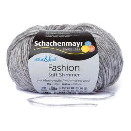 Schachenmayr Soft Shimmer - 00093 Silber