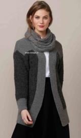 Katia Concept - Pisco en Baby Alpaca 100% Sjaal en Jas
