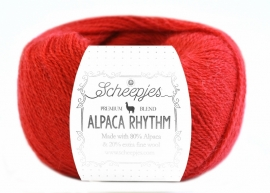 Scheepjes Alpaca Rhythm - 664 Flamenco