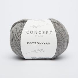 Katia Concept - Cotton-Yak - 112 Licht grijs